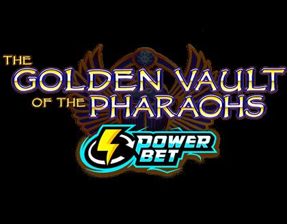 The Golden Vault Of The Pharaohs Power Bet Slot Machine