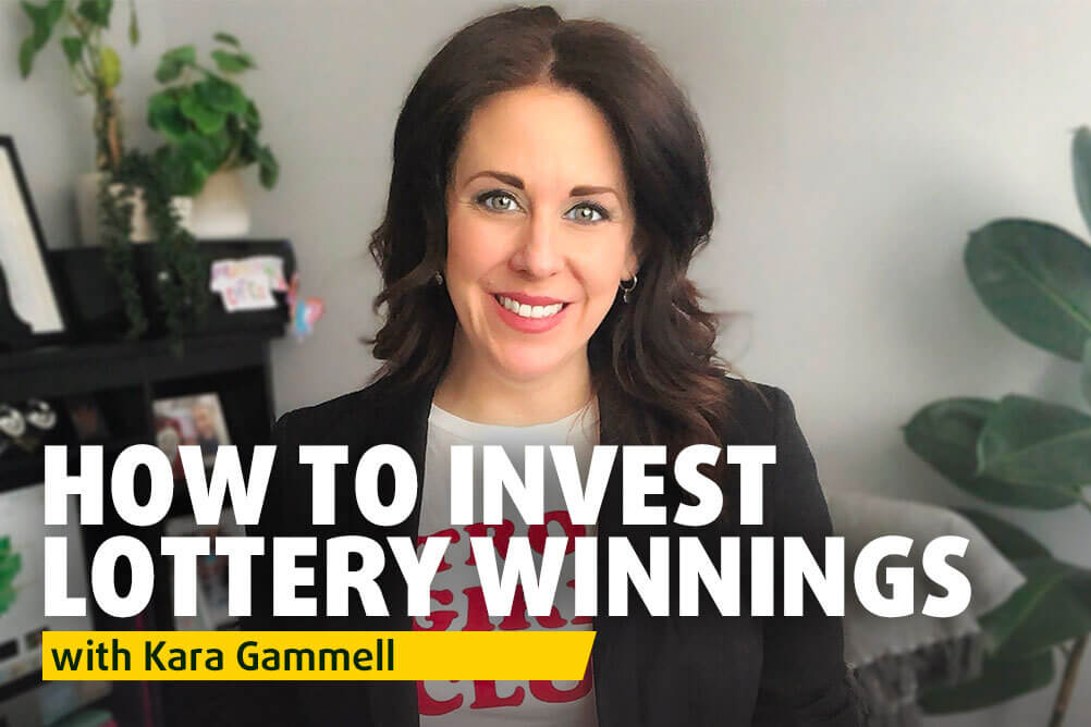 How to invest lottery winnings